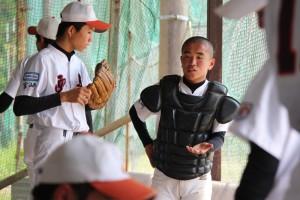 先週の土曜日(5/25)は、練習試合を行いました。 周りのたくさんの方のサポートがあって 大好きな野球が出来る事、感謝の気持ちを忘れないでくださいね。