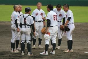 令和元年 6月 8日 第50回 選手権大会宮崎県支部予選会の準決勝と決勝が行われました。 我がチームは、準決勝戦に勝利し 決勝戦に進む事が出来ました。
