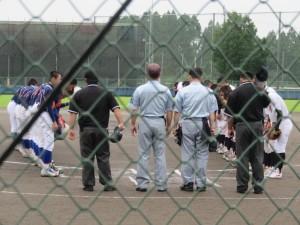 6月30日は 宮崎くしまボーイズさんと練習試合を行いました。